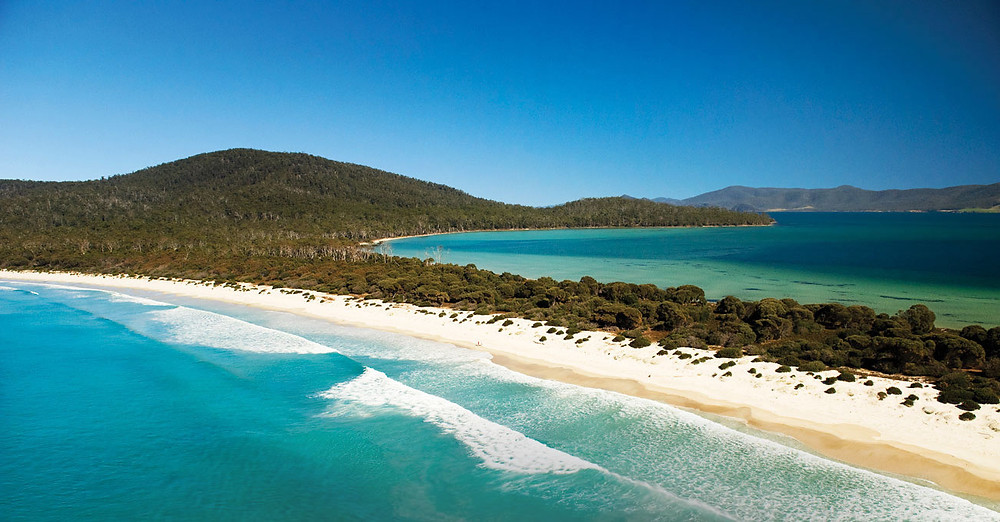 The breathtaking, UNESCO-listed, Maria Island, Tasmania, is a must-visit