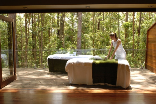 Gwinganna Lifestyle Retreat is home to the largest spa in the entire Southern Hemisphere