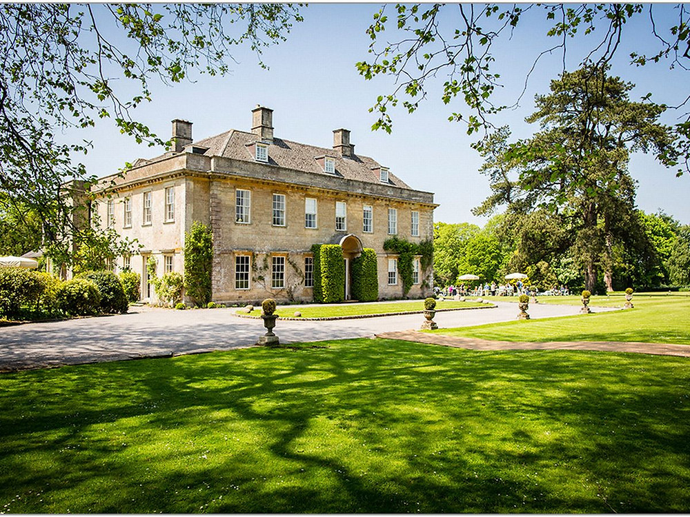 Jamie Oliver's 'happy place' - Babington House country house hotel in Somerset, England
