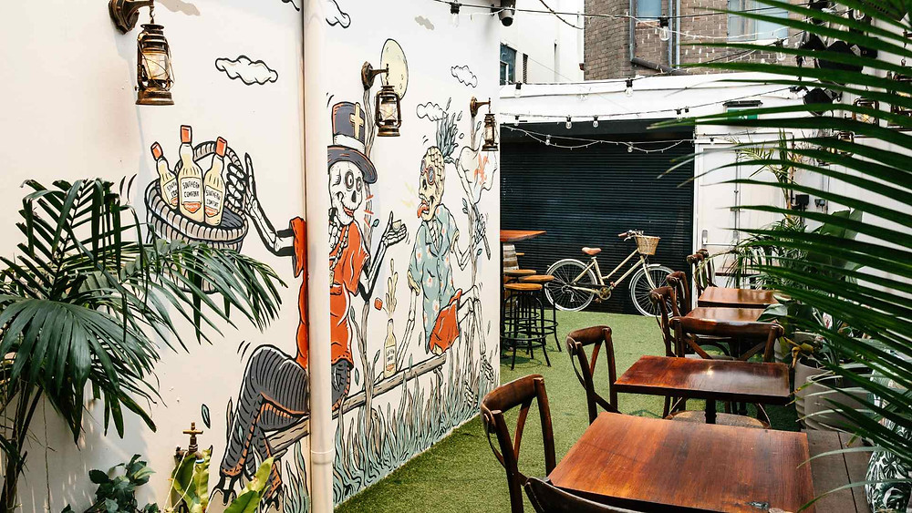 Darlinghurst's The Big Easy restaurant and bar offers a taste of New Orleans in Sydney