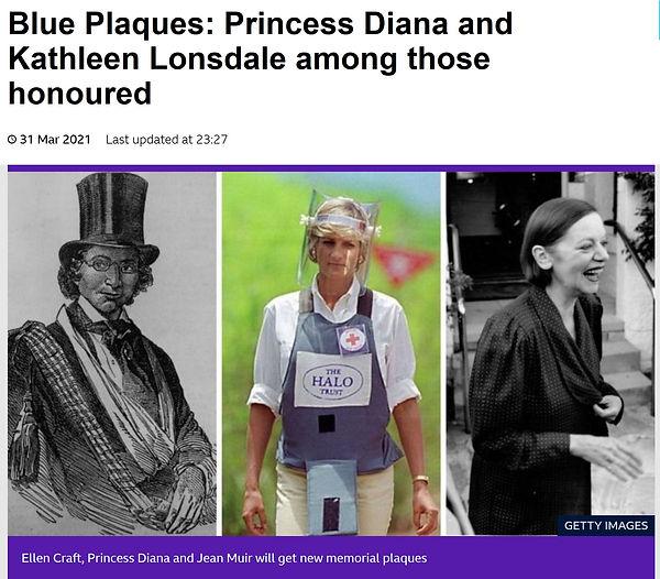 BBC Cover re  Ellen and blue plaque.JPG