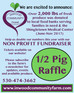 One Month Left-Pig Raffle Fundraiser!