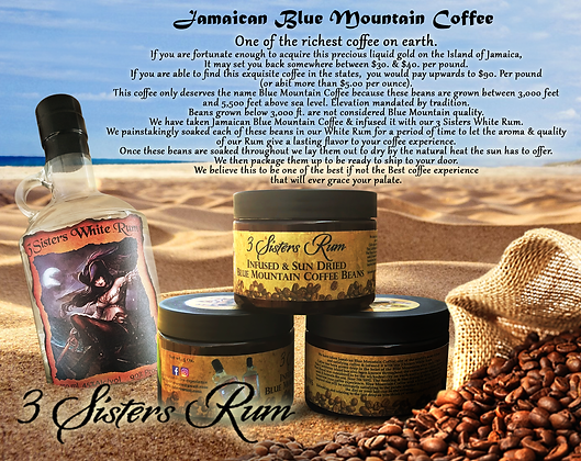 Rum Infused Coffee