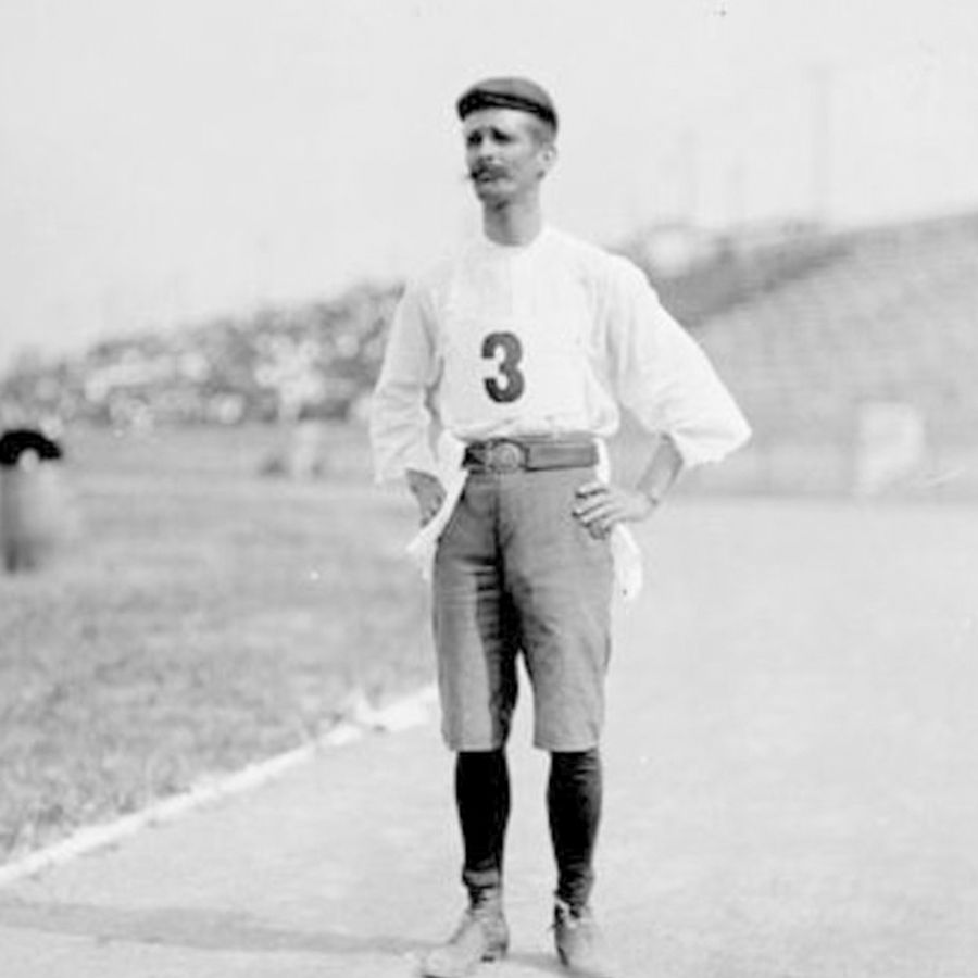 Maratón de los JJ. OO de 1904