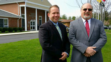 Conda & Segrest Announce Candidacies in Cinnaminson