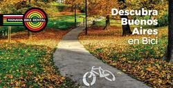 Descubre Buenos Aires en Bici - Manawa Bike Rental