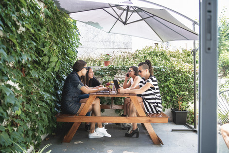 Manawa Coworking - Terrazas al sol