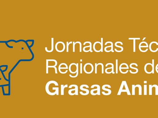 Jornadas técnicas Regionales de Grasas Animales.