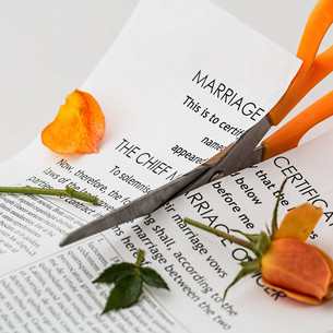 Divorcing abroad, and what is a stuck parent?