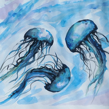 Jellyfish Buddies