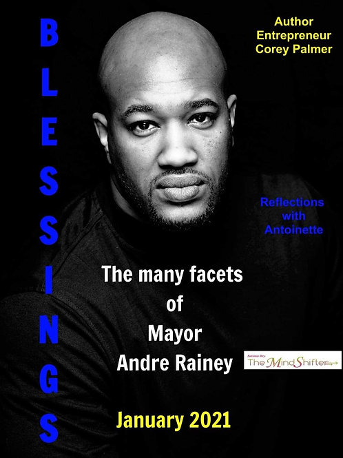 Blessings Magazine January 2021