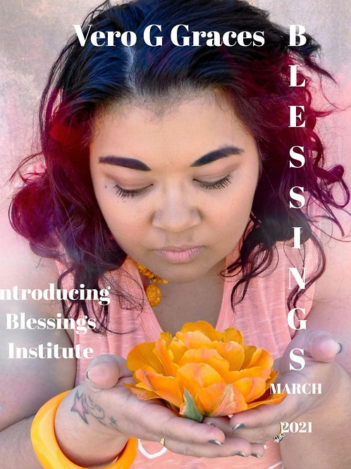 Blessings Magazine March