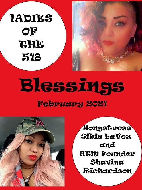 Blessings Magazine February 2021