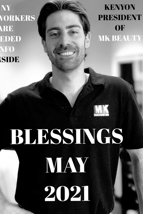 Blessings Magazine May 2021