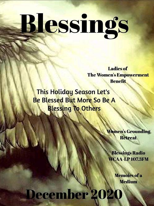 Blessings Magazine December 2020