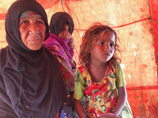 Report by BBC crew who visits Yemen with Yemeni Minister of Information