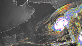 Yemeni Government plans to deal with cyclone Kyarr