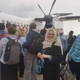 """رابطة امهات المختطفين تدين اختطاف الحوثيين للناشطة """"أوفى النعامي"""" - مديرة منظمة سي"""