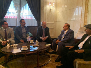 Speaker of Parliament praises Britain's role in support of Yemeni people