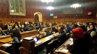 Launch of the Labour Friends of Yemen House of Commons تدشين مجموعة اصدقاء اليمن في حزب العمال - الب