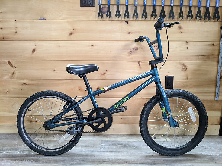 """2014 Raleigh Rep IV - 20"""" Kid's BMX Bike - (Pre-Owned)"""