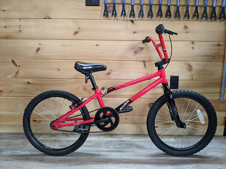 """2012 Raleigh Rep IV - 20"""" Kid's BMX Bike - (Pre-Owned)"""