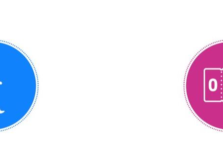 Las dos caras de una misma moneda: personas y frecuencia
