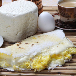 Pro almoço, também não precisa ter carne pra ser gostoso, olha essa nossa  deliciosa tapioca Sô Mine