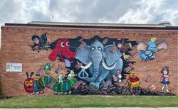 RPL West Mural