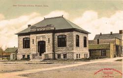 Original Carnegie Library Exterior