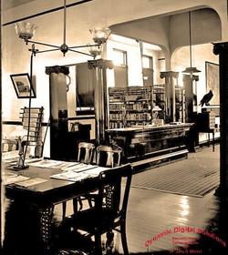 Original Carnegie Library Interior