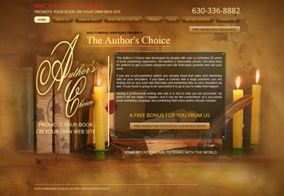 AUTHORS CHOICE