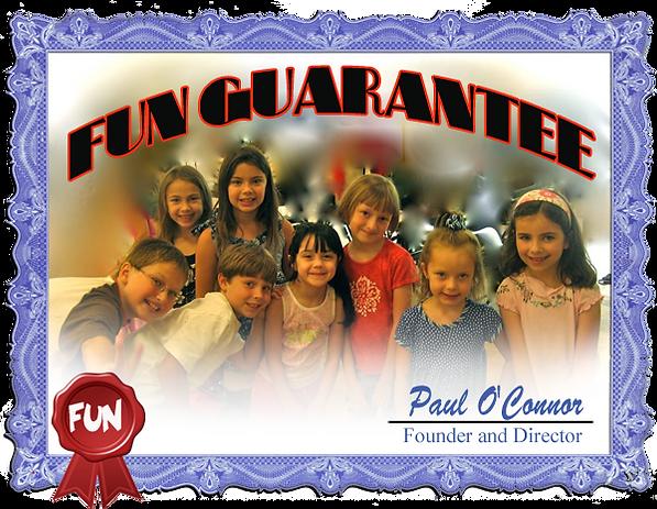 Fun Guarantee
