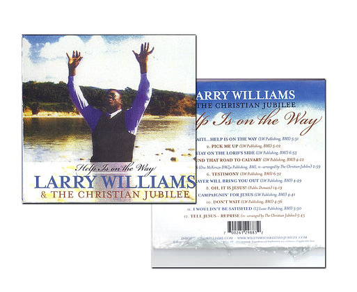 PASTOR LARRY WILLIAMS & THE CHRISTIAN JUBILES