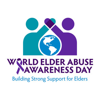 June 15th is Elder Abuse Awareness Day