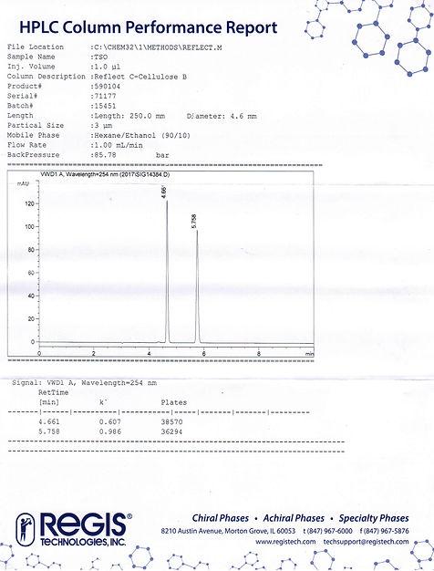 колонка ВЭЖХ хиральная Chiralcel Chiralpak Reflect OD AD жидкостной хроматограф для определения