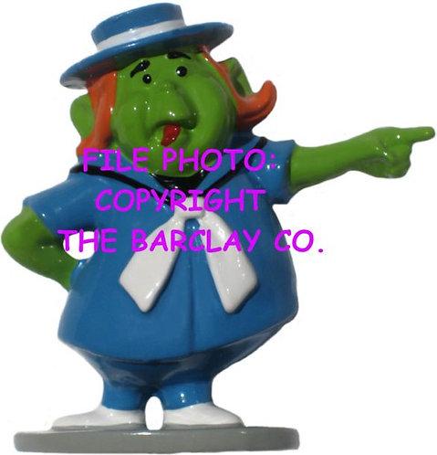 """#260 - Halloween Monster Figure - """"Hauntleroy"""" from """"The Groovie Goolies"""""""