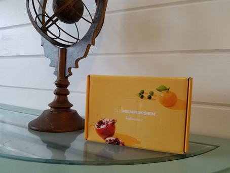 Ole Henriksen Brightening Things Up!!!