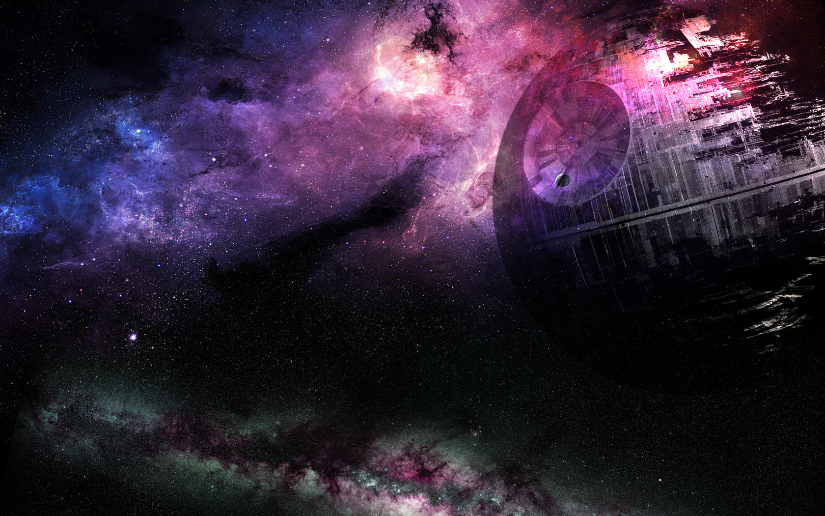 Galactic Death Star