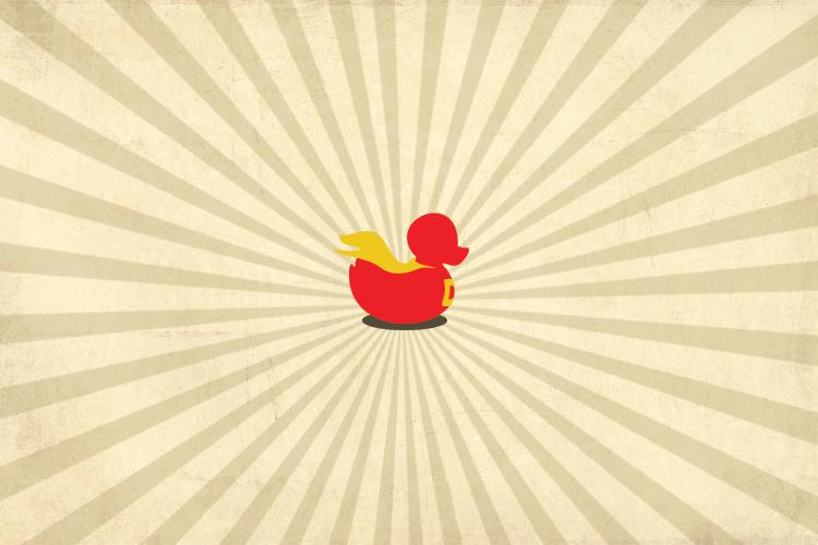 Super Ducky