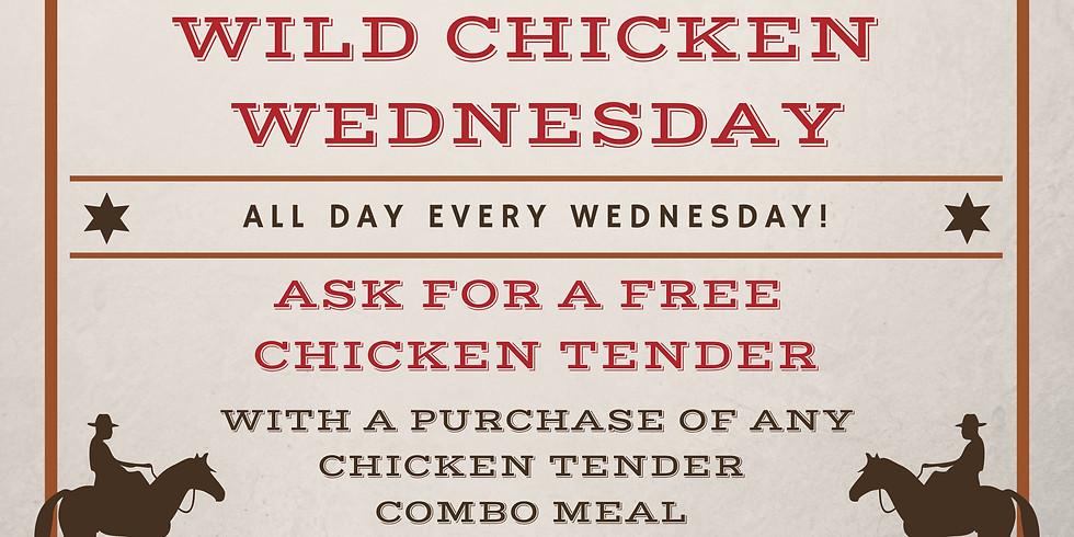 Wild Chicken Wednesday