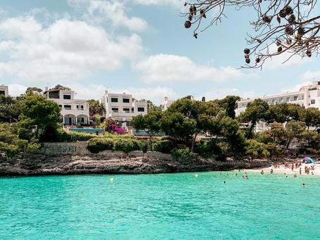 Mallorca: de 5 baaien van Cala d'Or