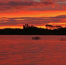 Sunset Lake Rerewhakaaitu