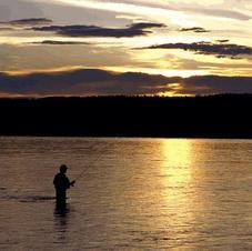 Fishin' till late