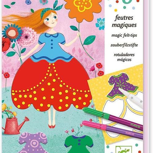 Maries Pretty Dresses- Design