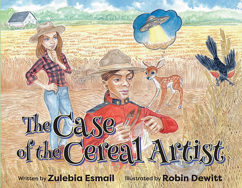 The Case of the Cereal Artist