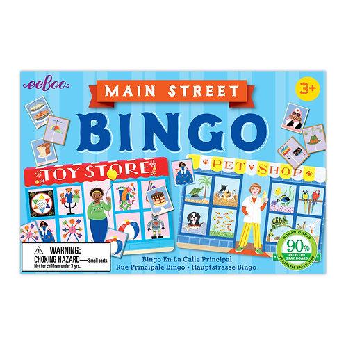 Main Street Bingo