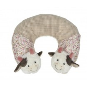 Cassie the Cow Travel Pillow