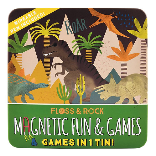 Magnetic Fun and Games