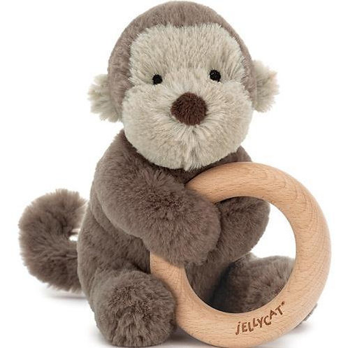 Shooshu Monkey Rattle